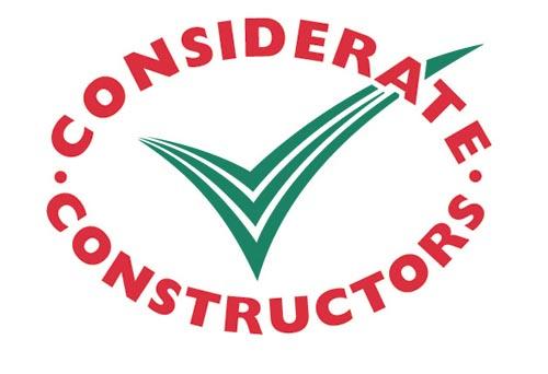 Considerate Constructors Scheme JNJ West London Builders