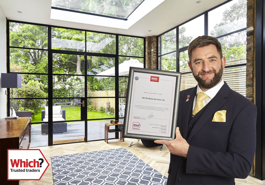 JNJ Building Services West London WHICH? Trusted Traderds