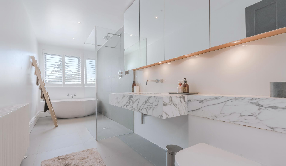 Bathroom renovation North West London - JNJ Builders