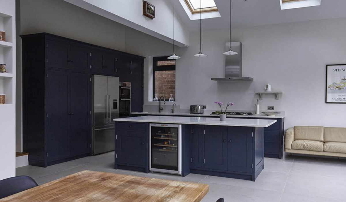 Rear kitchen extension - JNJ Builders West London